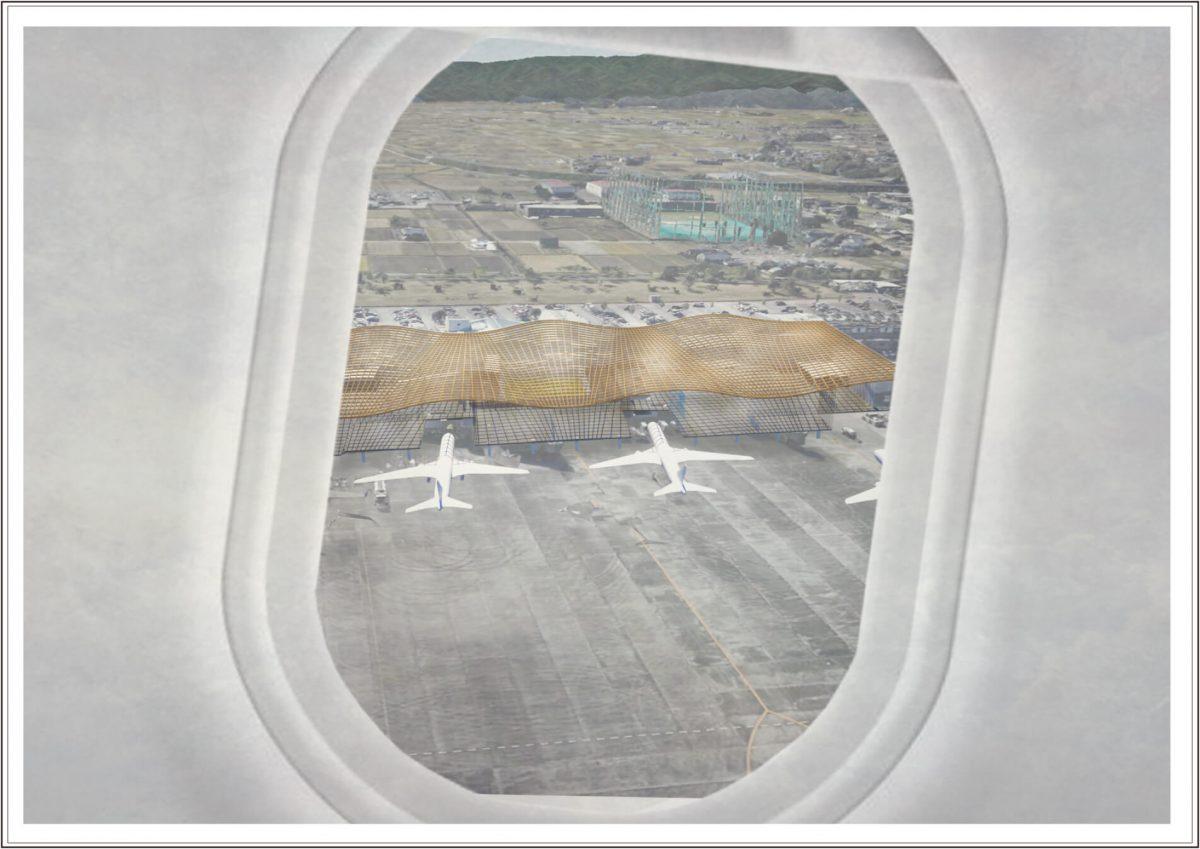 新宮崎空港ターミナルビル -これからの地方空港--10