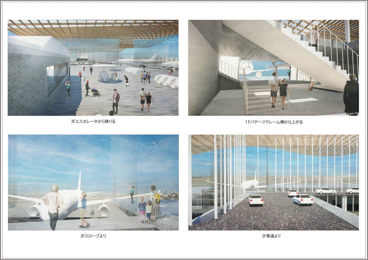 新宮崎空港ターミナルビル -これからの地方空港--9