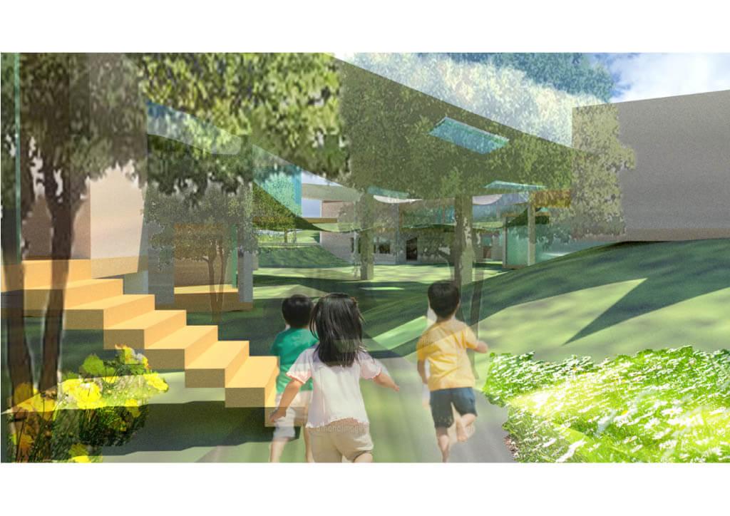 土地の記憶を編む -長期公園開発の見直しと模索--10