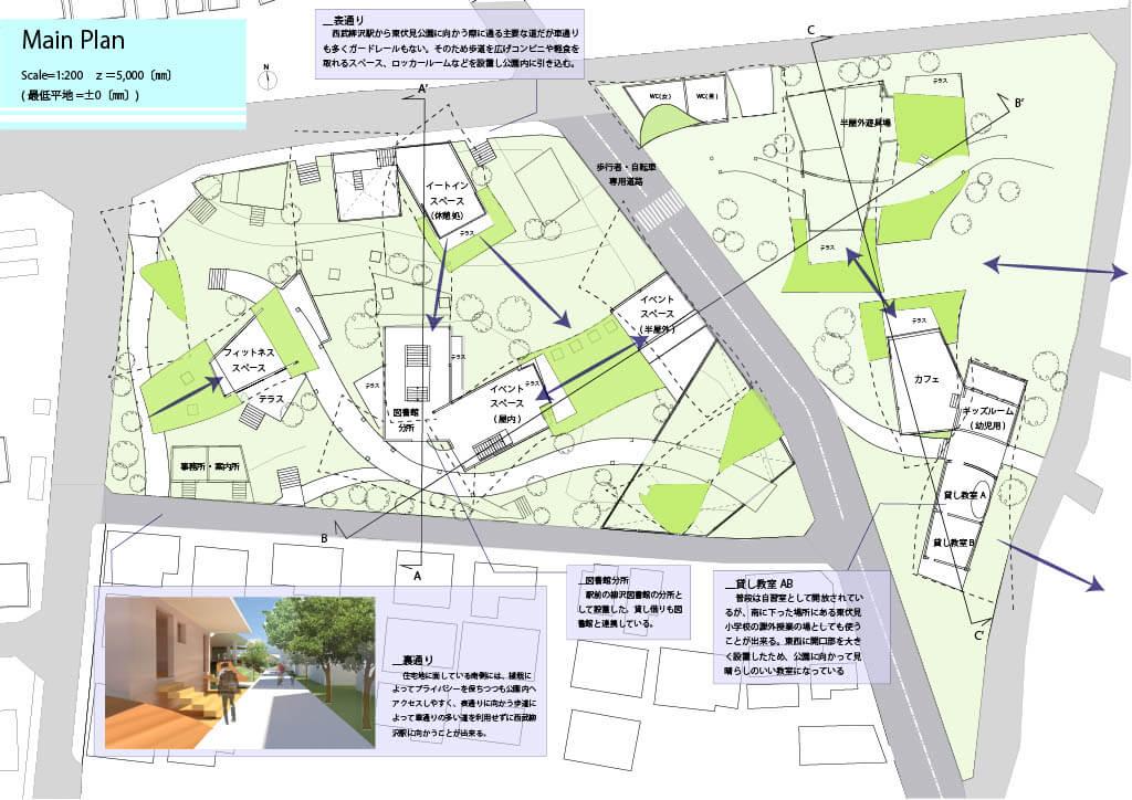 土地の記憶を編む -長期公園開発の見直しと模索--5