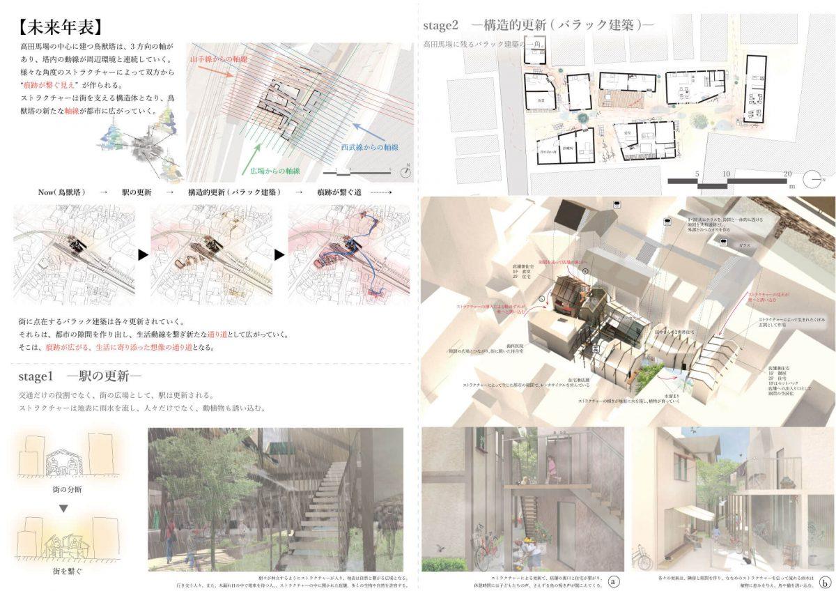 鳥獣塔 -想像を誘う 街の塔--10