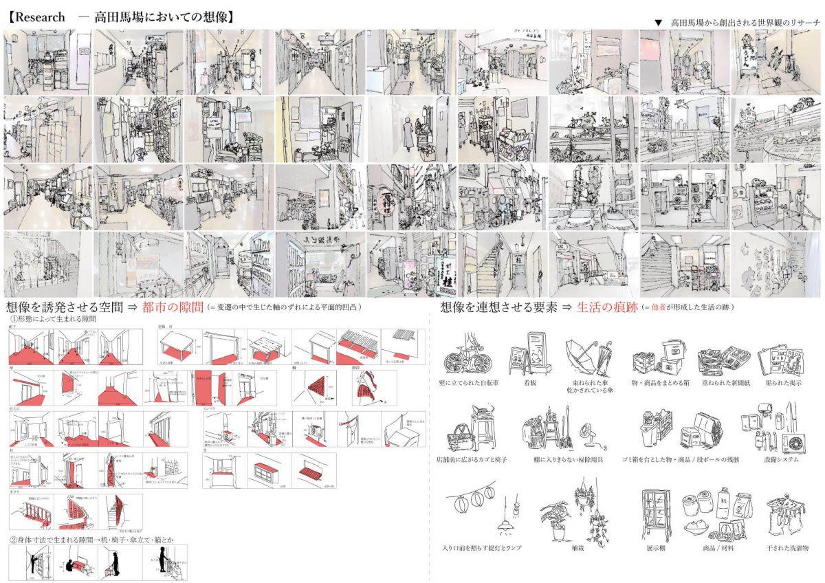 鳥獣塔 -想像を誘う 街の塔--4