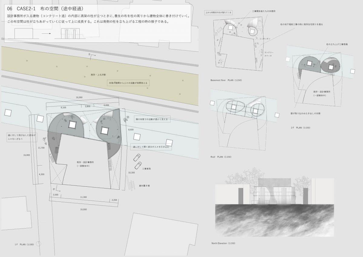都市と当たる身体 -駅の高架化に伴う副産物的建築--7