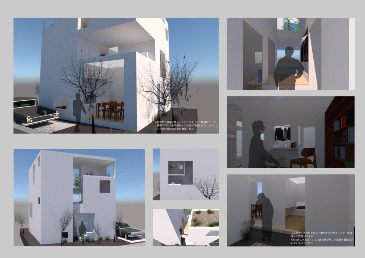 人類学的思考の建築学への応用−多自然主義的視点での分析を通して–-18
