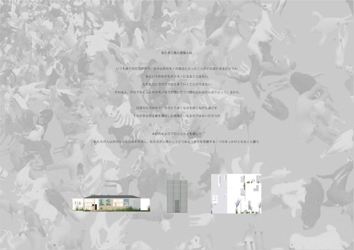 人類学的思考の建築学への応用−多自然主義的視点での分析を通して–-19