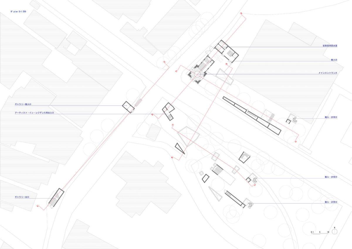 地下を利用したアーティスト・イン・レジデンス施設の提案 -狭小住宅における地下居室の定量分析を通して--10