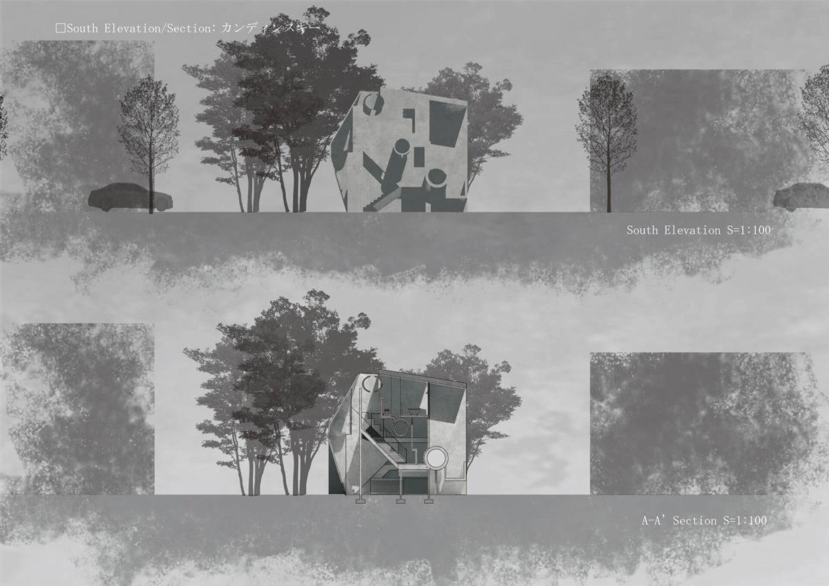 絵画における精神空間の立体への応用 -ワシリー・カンディンスキーの絵画における色彩分析を通して--9