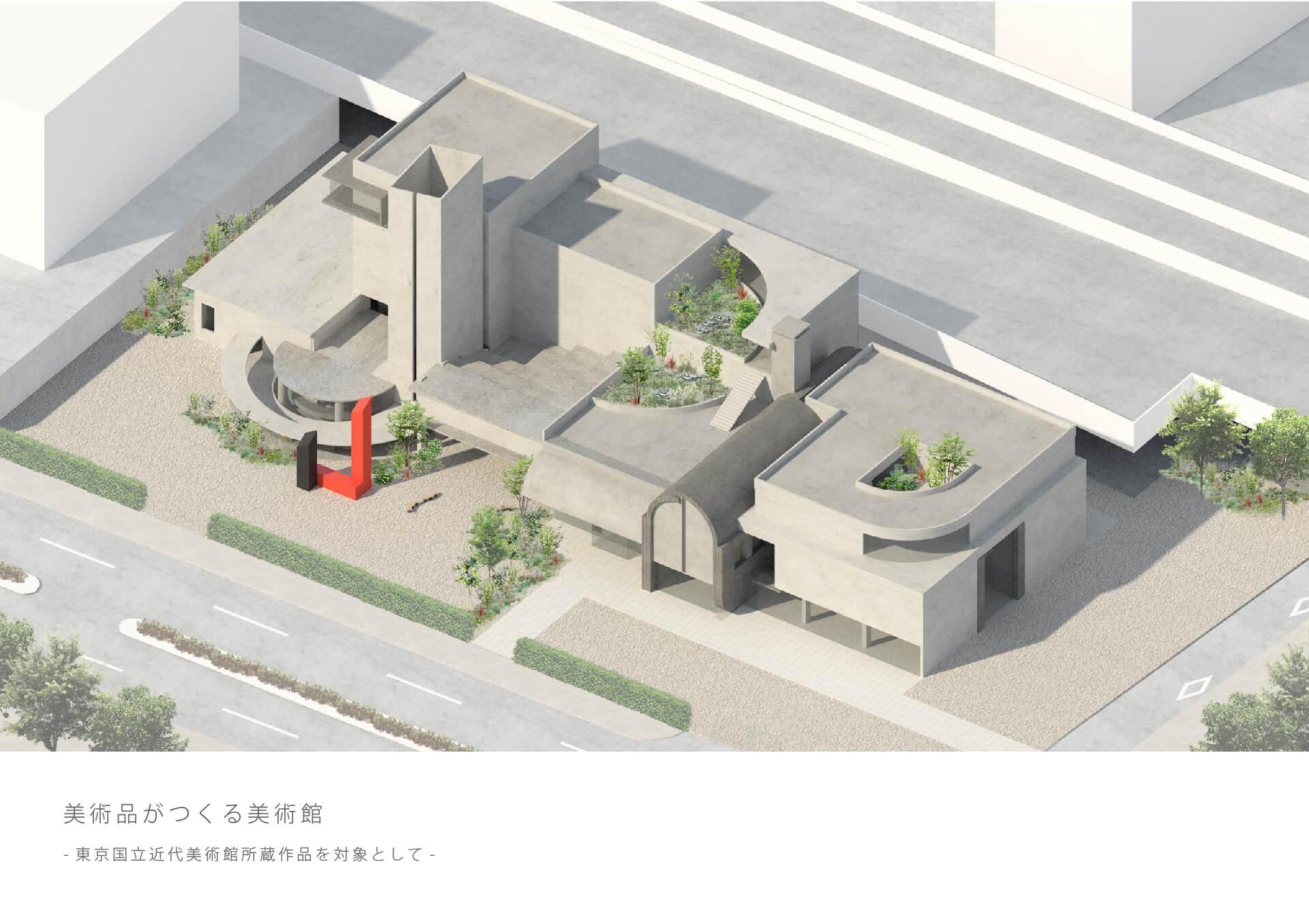 美術品がつくる美術館 -東京国立近代美術館所蔵作品を対象として--1