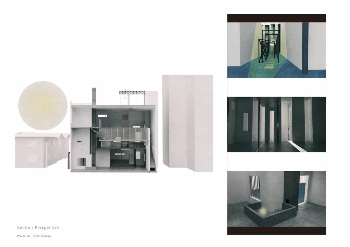 未完の想造 -見立てを用いた風景の解釈による多義的な建築--14