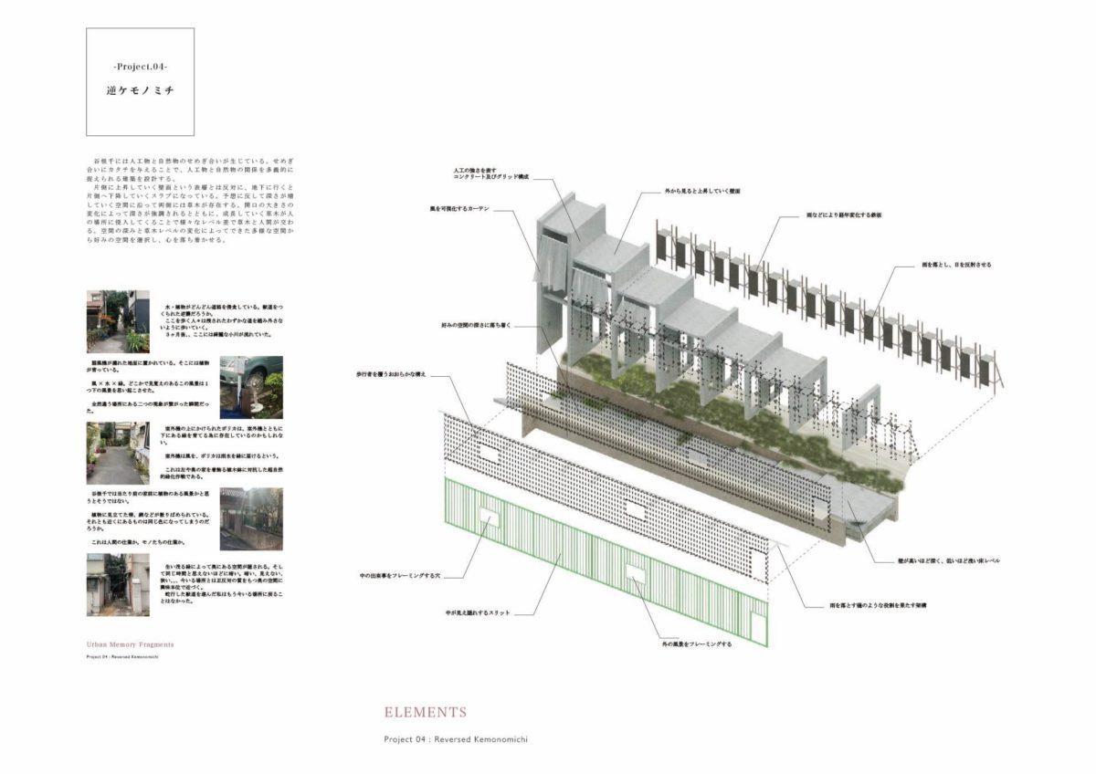 未完の想造 -見立てを用いた風景の解釈による多義的な建築--15