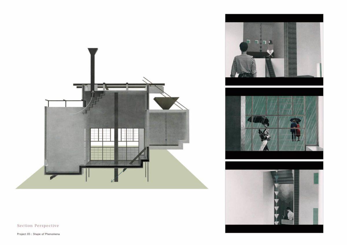 未完の想造 -見立てを用いた風景の解釈による多義的な建築--20