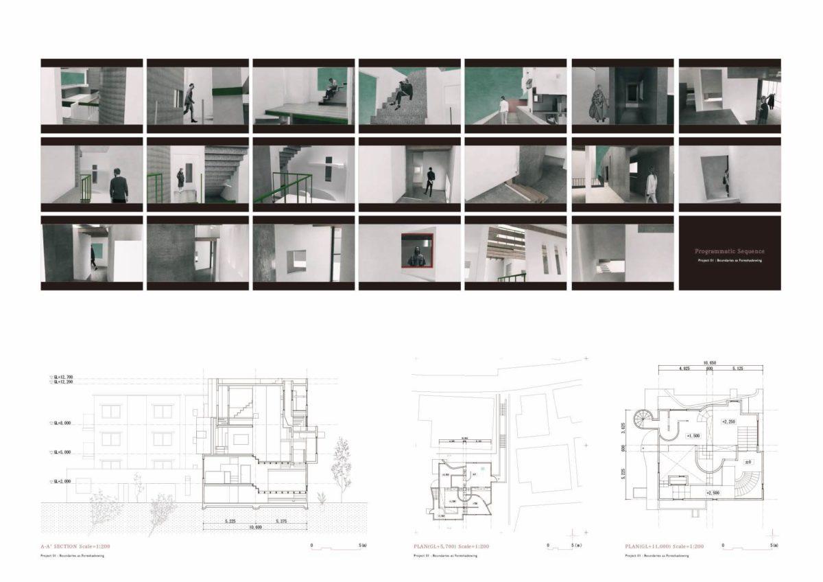未完の想造 -見立てを用いた風景の解釈による多義的な建築--7