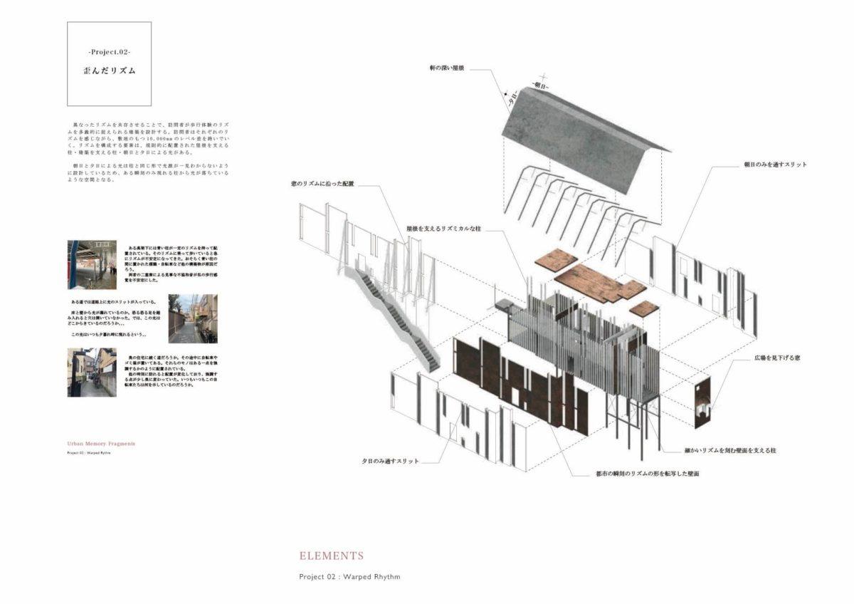 未完の想造 -見立てを用いた風景の解釈による多義的な建築--9