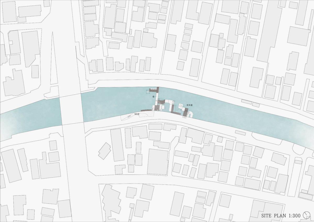 多様な光環境を用いた水辺空間の提案 -アルヴァロ・シザの公共建築における光環境の分析を通して--8