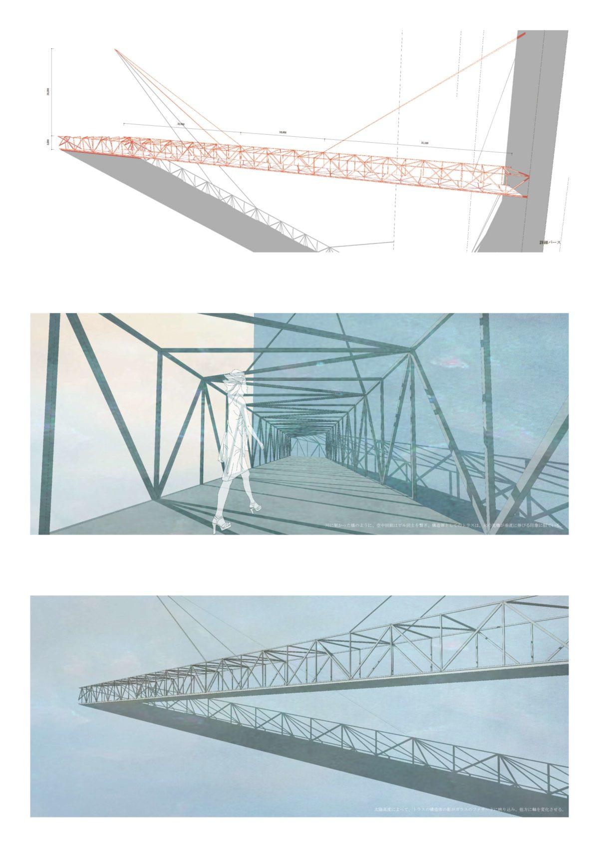 風景を想起する第五世代美術館建築 -歌川広重による名所江戸百景の分析を通して--11