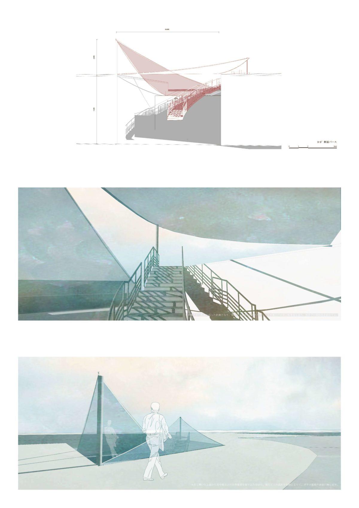 風景を想起する第五世代美術館建築 -歌川広重による名所江戸百景の分析を通して--15