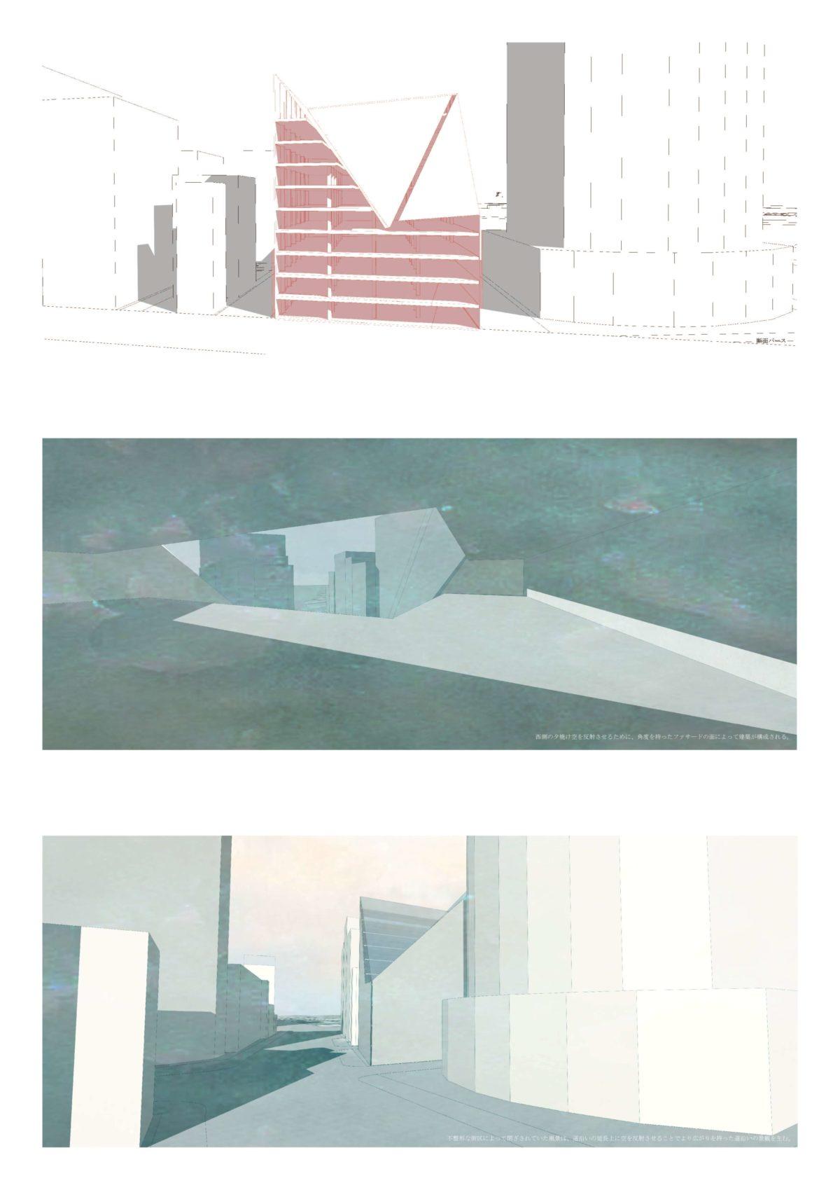 風景を想起する第五世代美術館建築 -歌川広重による名所江戸百景の分析を通して--20