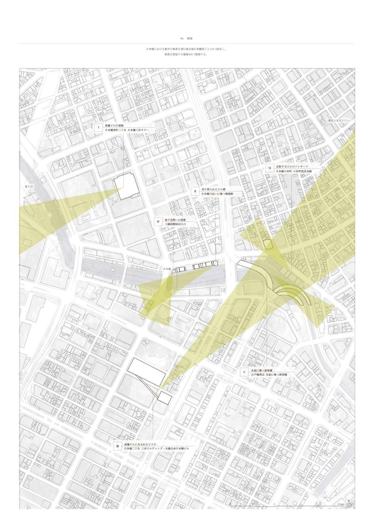 風景を想起する第五世代美術館建築 -歌川広重による名所江戸百景の分析を通して--3