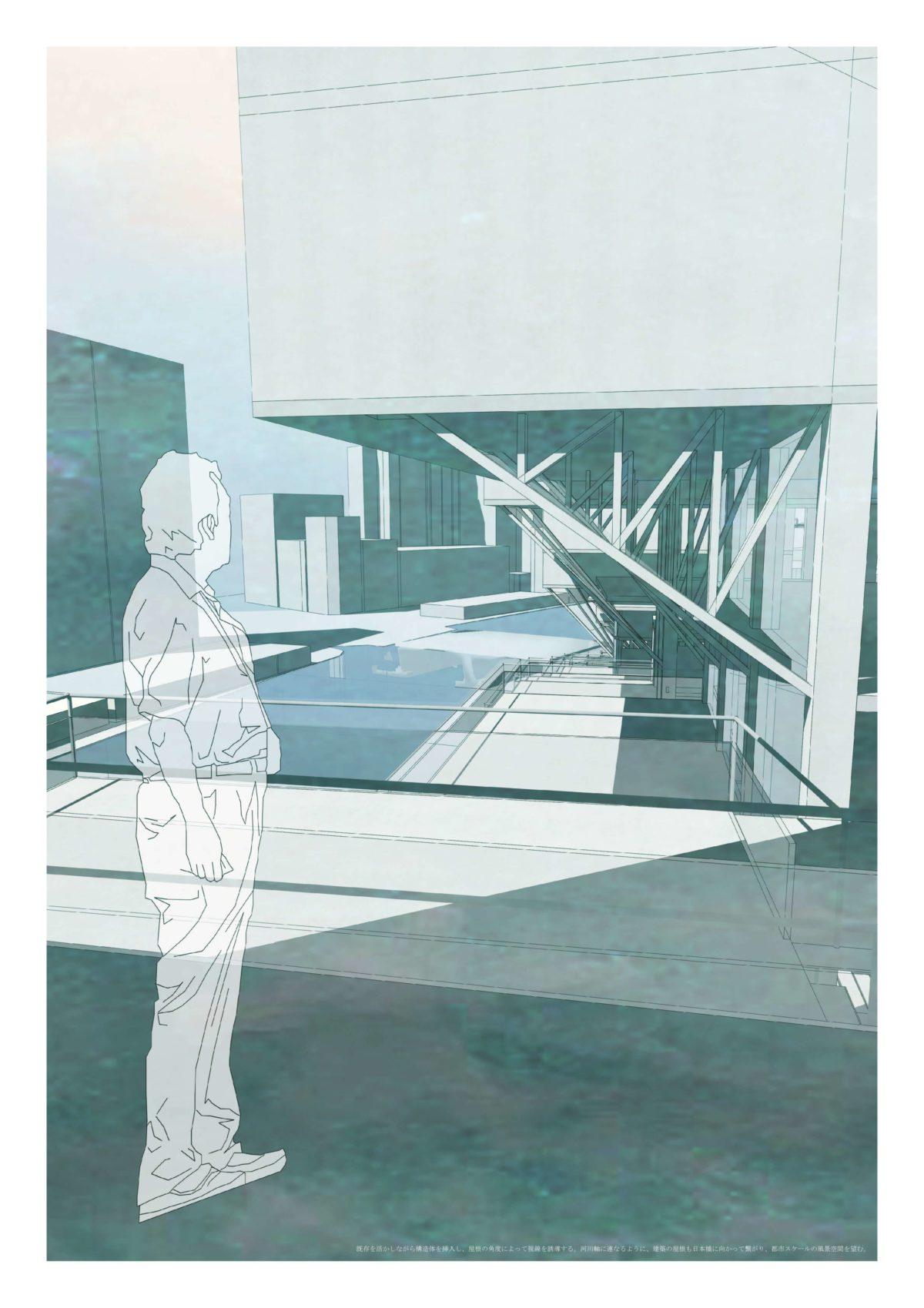 風景を想起する第五世代美術館建築 -歌川広重による名所江戸百景の分析を通して--9